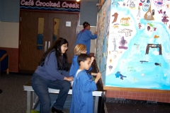 Client: Crooked Creek Elementary School, Indianapolis, Indiana USA